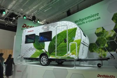 Dethleffs CoCo Caravan
