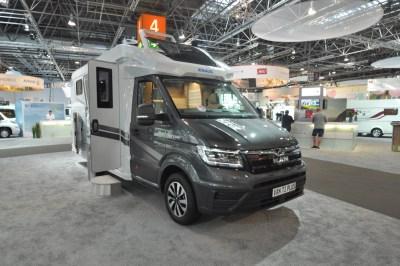 Knaus Van Ti Plus motorhome
