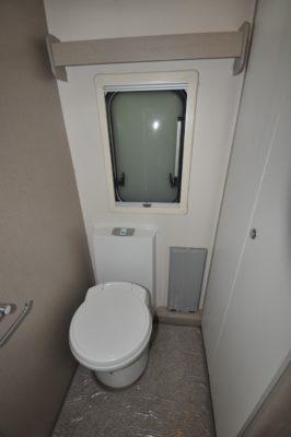 Swift Eccles 480 caravan WC