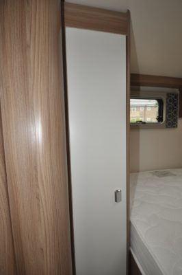 Swift Escape Compact C205 Wardrobe