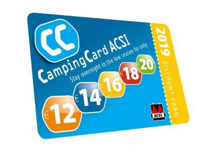 CampingCardACSI