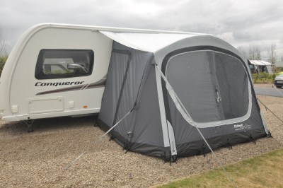 Outwell Cove 340 caravan awning