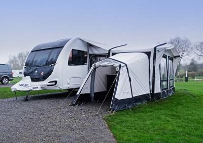 Vango Montelena 400 caravan awning