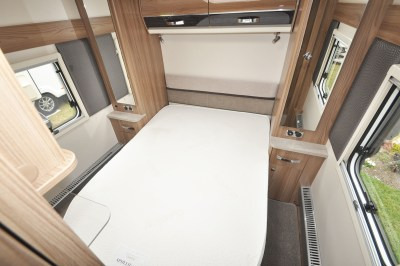 2019 Swift Elegance 560 bedroom