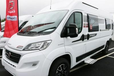 2019 Elddis Autoquest CV20 campervan