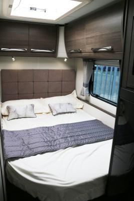2019 Buccaneer Aruba caravan Fremch bed