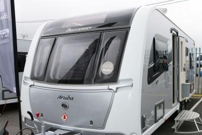 2019 Buccaneer Aruba caravan
