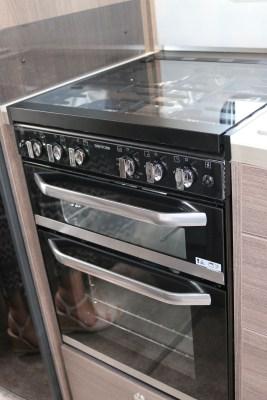 2019 Buccaneer Aruba caravan kitchen