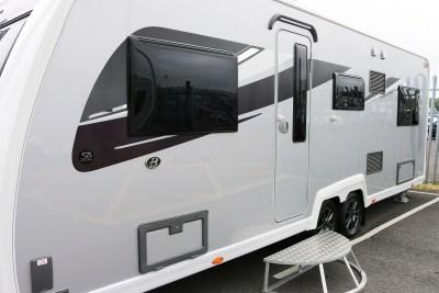 2019 Buccaneer Aruba caravan exterior