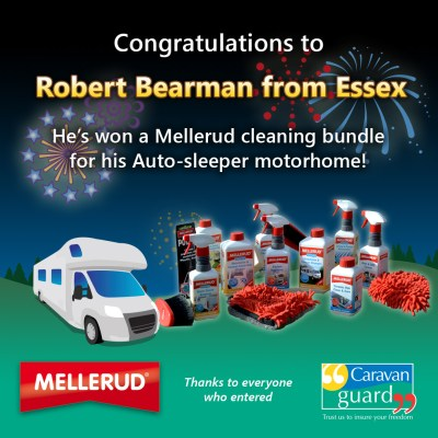 Mellerud cleaning competition winner