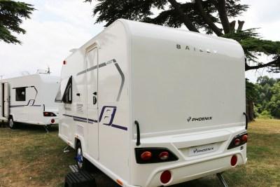 2019 Bailey Phoenix 420 caravan