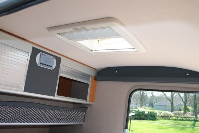 Carette 1500 caravan roof light