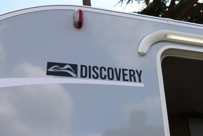 2020 Bailey Discovery D4-3 caravan