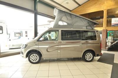 2019 VW Caravaggio campervan