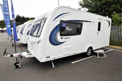 2020 Compass Capiro 520 caravan