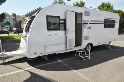 2020 Adria Altea Dart 62 DP caravan
