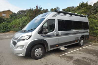 2020 Auto-Sleeper Fairford Plus motorhome