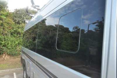 2020 Auto-Sleeper Fairford Plus motorhome windows