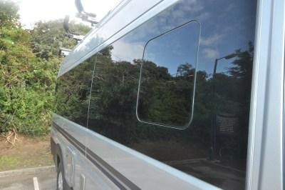 2020 Auto-Sleeper Fairford Plus motorhome windows