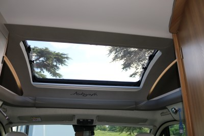 2020 Bailey Autograph 69-2 cab sunroof