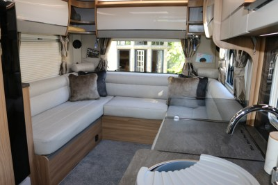 2020 Bailey Autograph 69-2 rear lounge