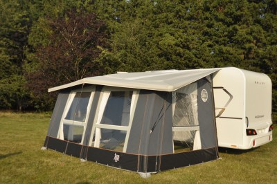 Isabella Air Cirrus North 400 seasonal pitch awning