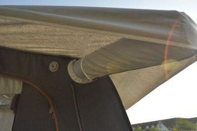 Isabella Air Cirrus North 400 porch awning