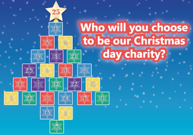 Vote in our £25,000 charity-mas advent giveaway! thumbnail