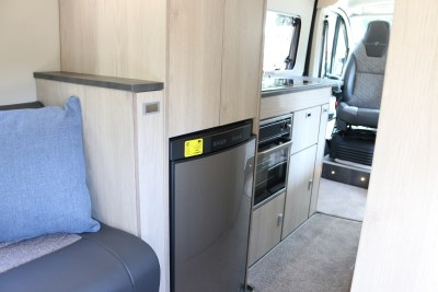 2020 Auto-Trail Adventure 65 campervan kitchen