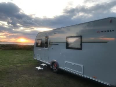 8ft wide caravan