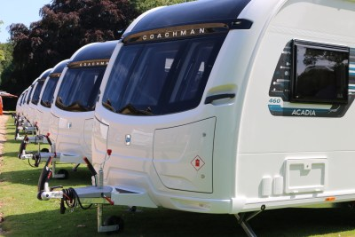 2020 Coachman Acadia 460 caravan