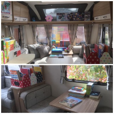 homeschool caravan drivecation