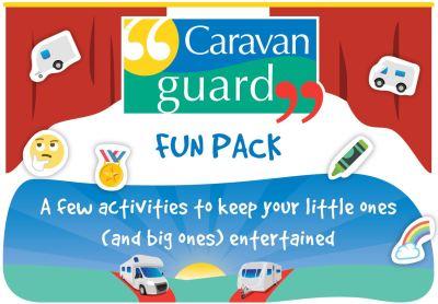 Caravan Guard activity pack