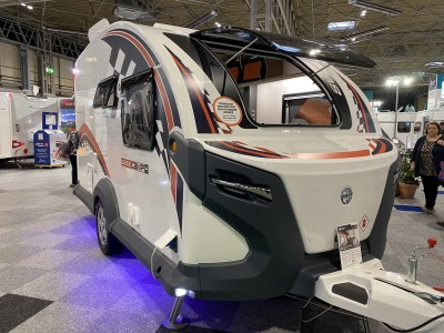 2020 Swift Basecamp 4 Special Edition caravan