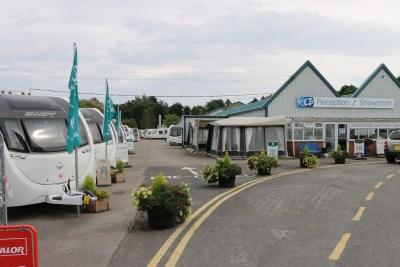 Yorkshire Caravans dealership
