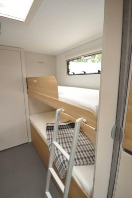 2021 Adria Adora 623 DT Sava bunk beds