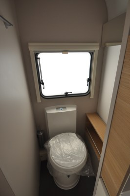 2021 Adria Adora 623 DT Sava washroom