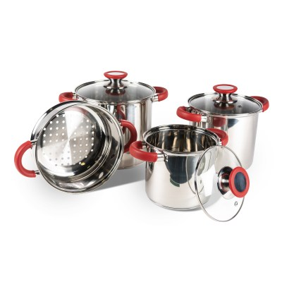 Kampa Space Saver Deluxe Cookset