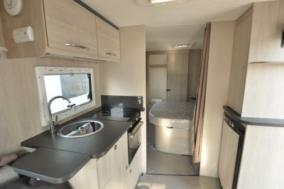 Caravelair Anares 480 internal