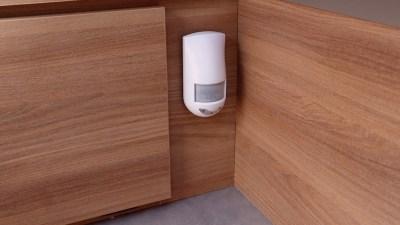 PIR alarm sensor