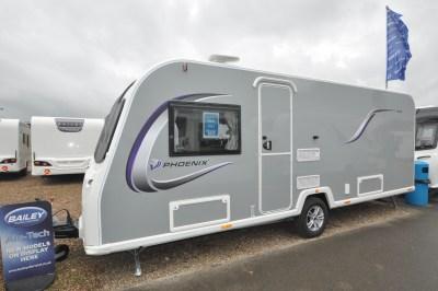 2021 Bailey Phoenix+ 644 caravan