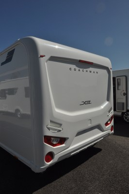 Well-made, family-friendly layout, and generously equipped - just a few plus points from the all-new Coachman Acadia 830 Xcel.