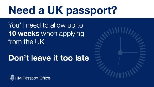 UK passport checker