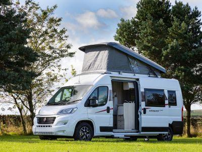 2021 Elddis Autoquest CV80 campervan