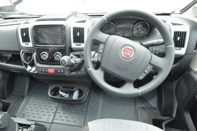 Adria Compact Supreme SC motorhome cab