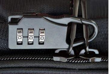 zip padlock