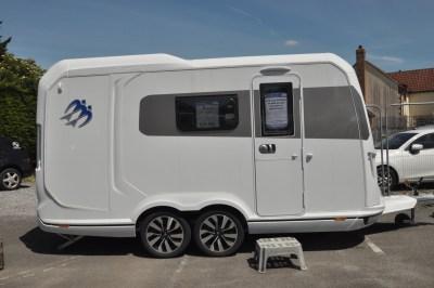 2021 Knaus Deseo caravan