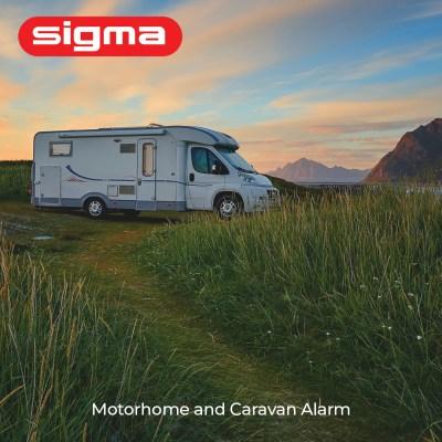 Scorpion Sigma motorhome alarm