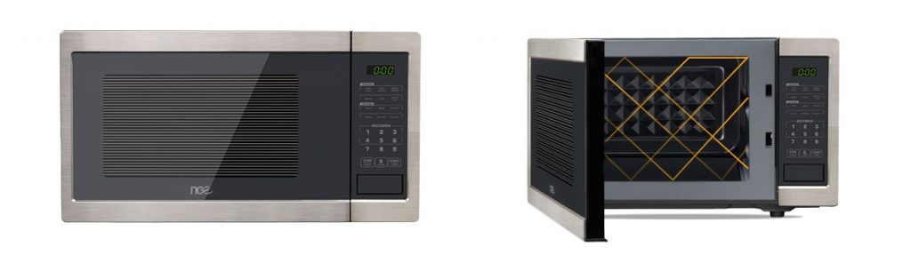 nce introduce new microwave oven