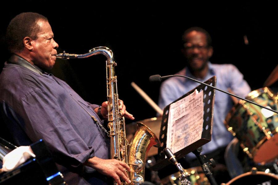 Wayne Shorter, saxo tenor